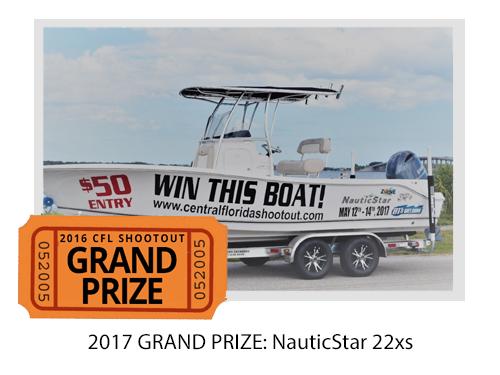 NauticStar Grand Prize